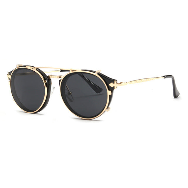 O'CONNELL Sunglasses-1-Men's Sunglasses-Flip Up Sunglasses-Lensuit