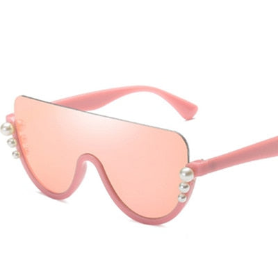 Bopster - C5 Pink.Pink - Men's & Women's Sunglasses - Cat Eye Sunglasses - Crissado