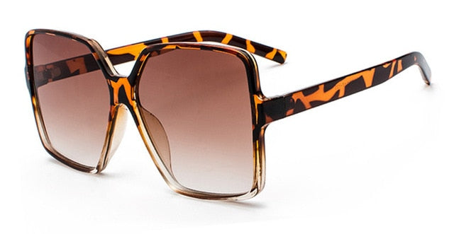 Jebaxo - Leopard Tea - Women's Sunglasses -  - Crissado
