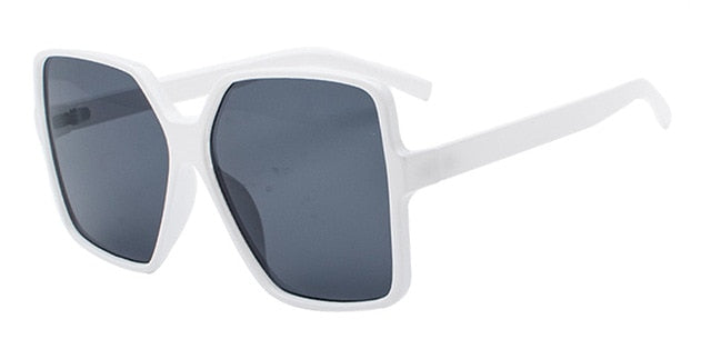 Jebaxo - White Black - Women's Sunglasses -  - Crissado