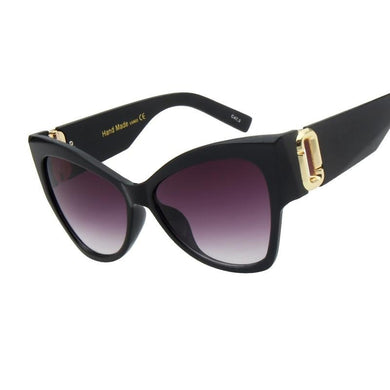 Oeiwlax Sunglasses--Women's Sunglasses-Cat Eye Sunglasses-Lensuit