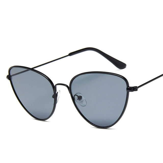 Lisbeth Sunglasses-BlackGray-Women's Sunglasses--Lensuit
