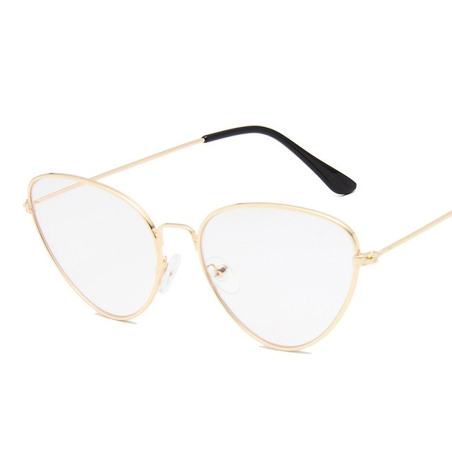 Lisbeth Sunglasses-Gold-Women's Sunglasses--Lensuit
