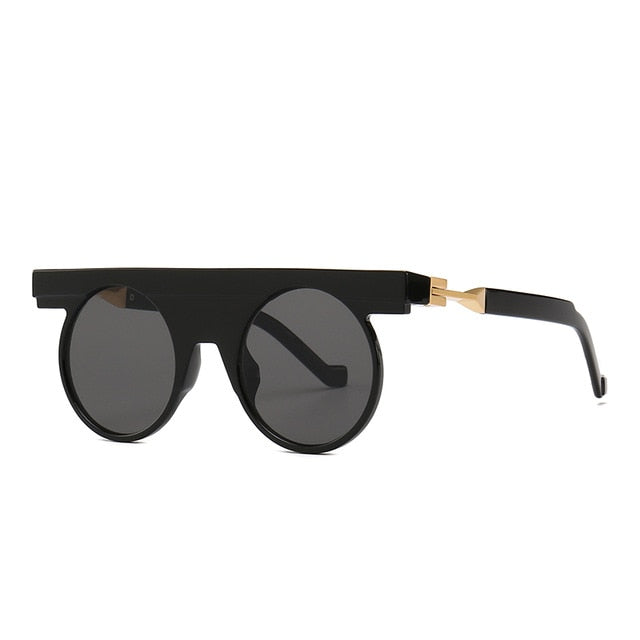 Pirend - C1 Black.Black - Men's Sunglasses - Steampunk Sunglasses - Crissado
