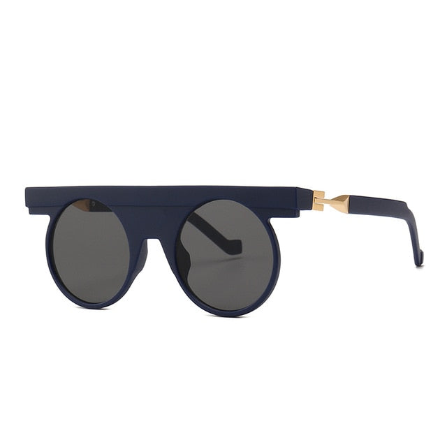 Pirend - C3 Dark Blue.Gray - Men's Sunglasses - Steampunk Sunglasses - Crissado