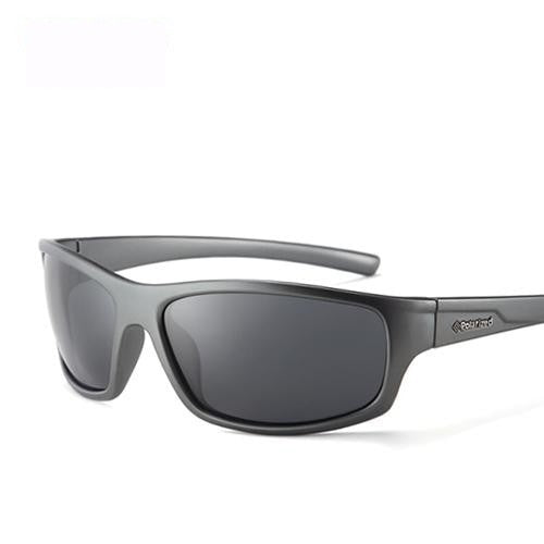 Terminator - Gray Smoke - Men's Sunglasses - Celebrity Sunglasses - Crissado