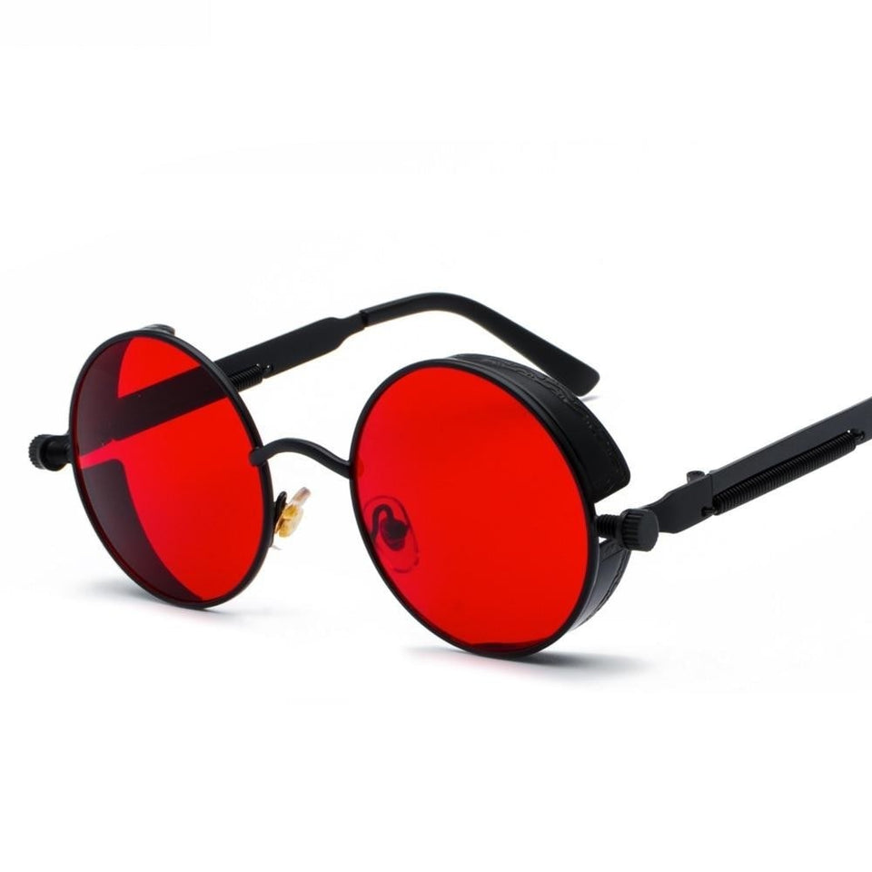 Coop--Men's Sunglasses-Steampunk Sunglasses-Lensuit