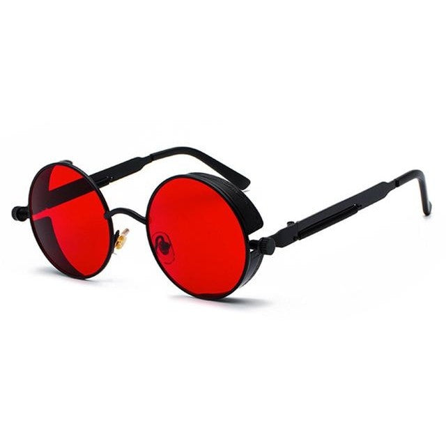 Coop-Red / as show in photo-Men's Sunglasses-Steampunk Sunglasses-Lensuit