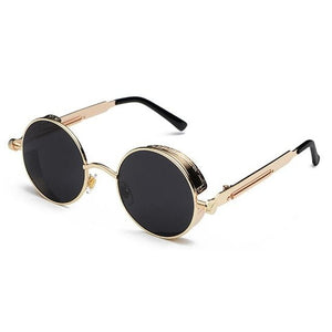 Coop-Gold - Black / as show in photo-Men's Sunglasses-Steampunk Sunglasses-Lensuit