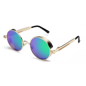 Coop-Blue / as show in photo-Men's Sunglasses-Steampunk Sunglasses-Lensuit