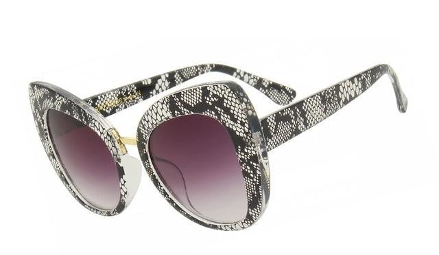 Roinad - 06 - Women's Sunglasses - Cat Eye Sunglasses - Crissado