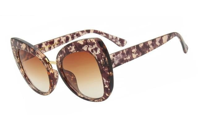 Roinad - 04 - Women's Sunglasses - Cat Eye Sunglasses - Crissado