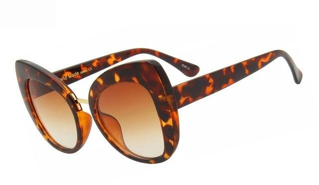 Roinad - 02 - Women's Sunglasses - Cat Eye Sunglasses - Crissado