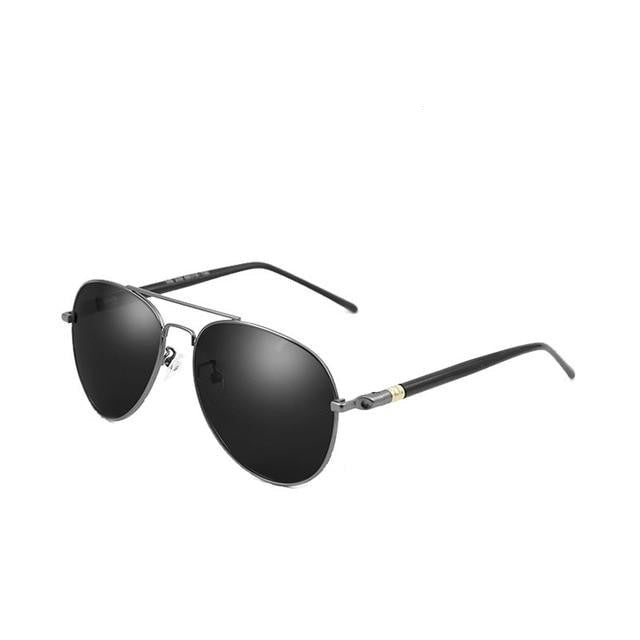 Burder - Grey Grey - Men's Sunglasses - Celebrity Sunglasses - Crissado
