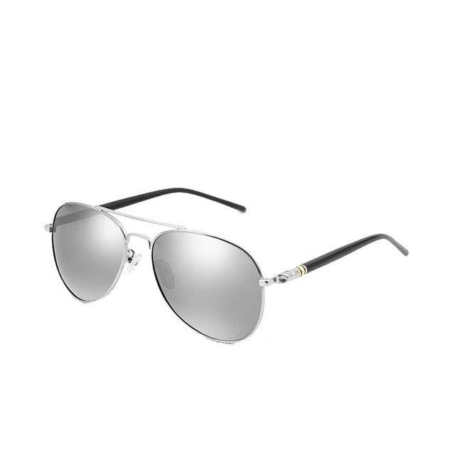 Burder - Silver silver - Men's Sunglasses - Celebrity Sunglasses - Crissado
