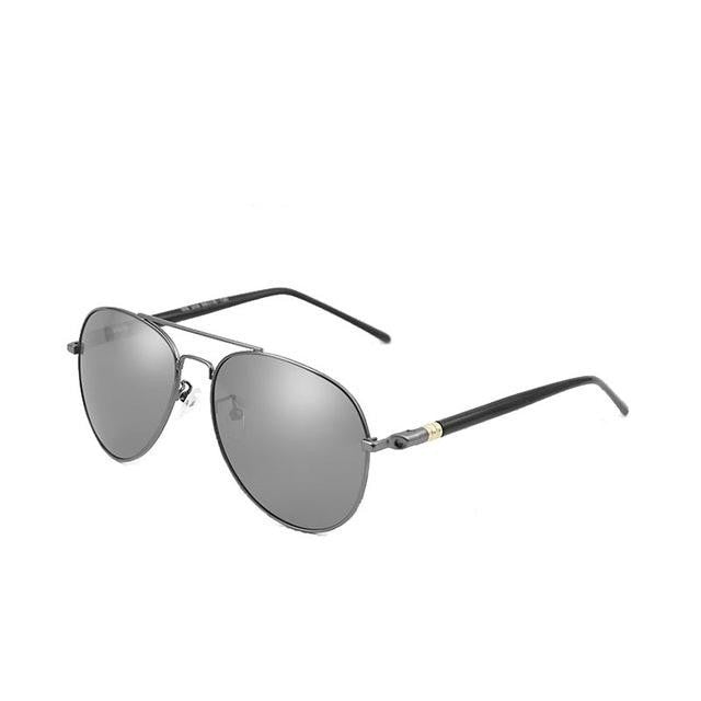 Burder - Grey Photochromic - Men's Sunglasses - Celebrity Sunglasses - Crissado