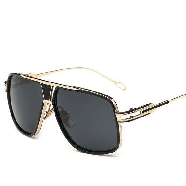 Entity - Black - Men's Sunglasses -  - Crissado