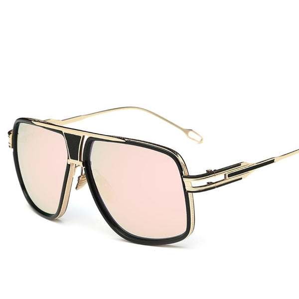 Entity - Pink - Men's Sunglasses -  - Crissado