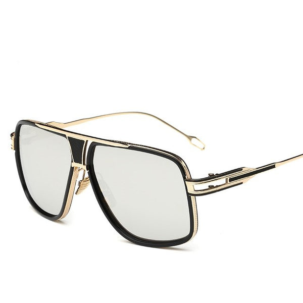 Entity - Silver - Men's Sunglasses -  - Crissado