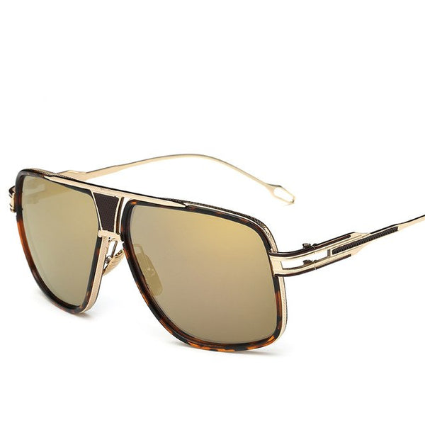 Entity - Gold - Men's Sunglasses -  - Crissado