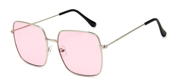 Laila - pink - Men's & Women's Sunglasses - Celebrity Sunglasses - Crissado