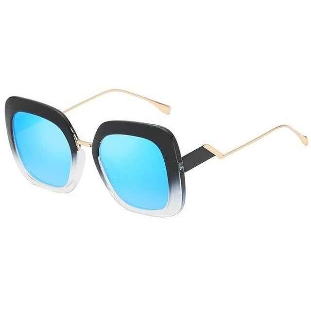 Bailey - C9 mirror blue lens - Women's Sunglasses -  - Crissado
