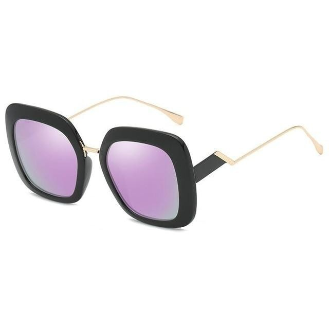 Bailey - C2 purple lens - Women's Sunglasses -  - Crissado