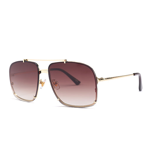 Bumola - C3 Gold.Tea - Men's Sunglasses -  - Crissado