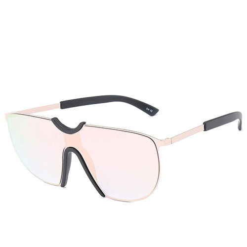 Nedril - C4 Gold.Ice Pink - Men's Sunglasses - Aviators - Crissado