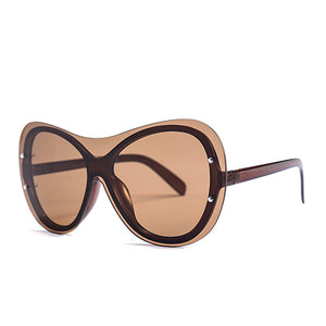 Goocrux Sunglasses-C3 Tea.Tea-Women's Sunglasses--Lensuit