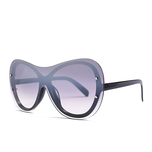 Goocrux - C4 Black.Clear gray - Women's Sunglasses -  - Crissado