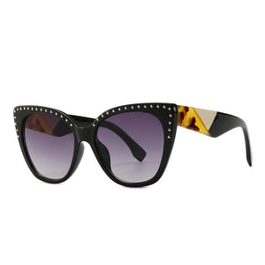 Pounit Sunglasses--Men's & Women's Sunglasses-Cat Eye Sunglasses-Lensuit