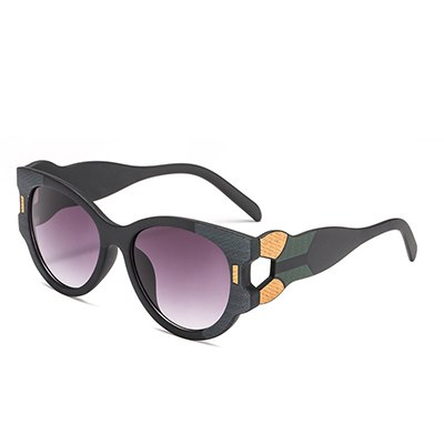 Vasagle - C2 Black.Grad gray - Women's Sunglasses - Cat Eye Sunglasses - Crissado