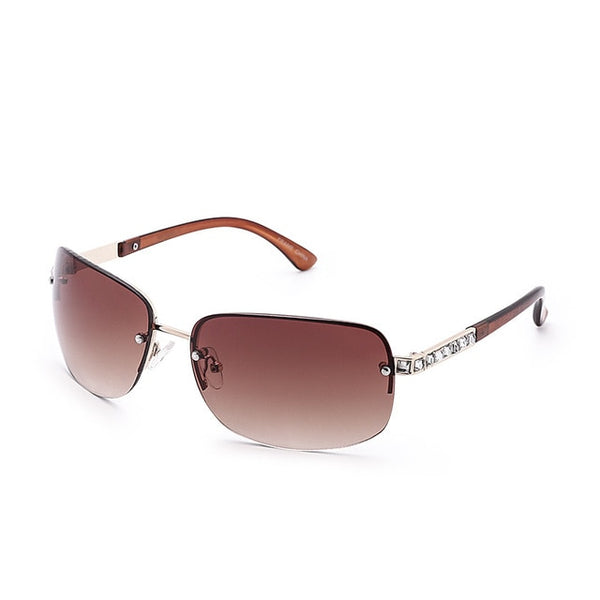 Doomster - C1 Gold Brown - Men's & Women's Sunglasses - Celebrity Sunglasses - Crissado