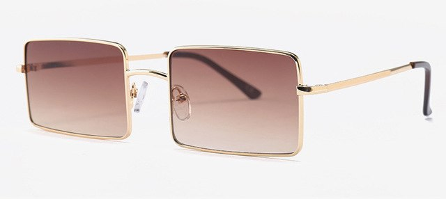 Naperone - C2 Gold Brown - Men's & Women's Sunglasses - Vintage Sunglasses - Crissado