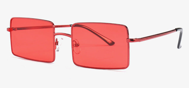 Naperone - C7 Red Red - Men's & Women's Sunglasses - Vintage Sunglasses - Crissado