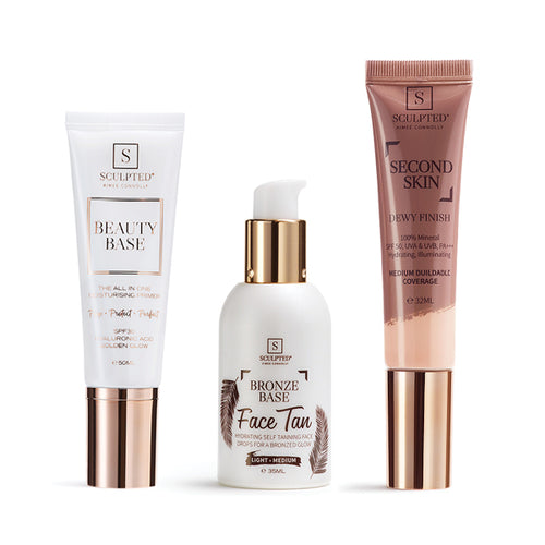 Ultimate Skin Base Light/Medium Dewy