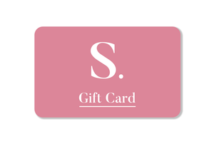 Physical Gift Card Voucher