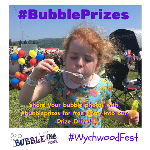 little girl blowing bubbles bubbleinc bubble prizes competition win bubble gadgets