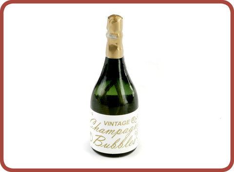 Bubble Champagne Bottle