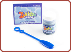 ZUBBLES! Coloured Bubbles - Blazing Blue