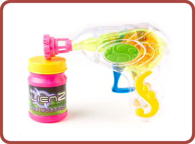Mini Bubble Gun - Bubble Inc