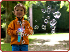 BUBBLISER! - World's best Bubble Gun! - Bubble Inc