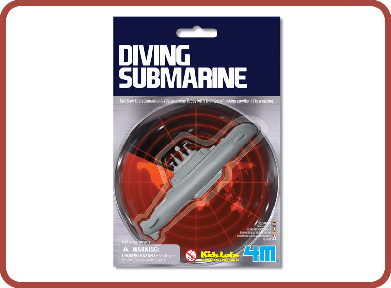 Mini Baking Powder Submarine - Bubble Inc