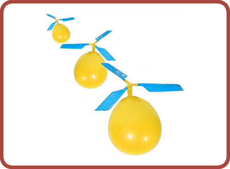 Balloon Copter - Bubble Inc