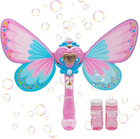 Fairy Butterfly Bubble Wand - Spillproof!
