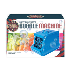 Portable Mini-Pro Bubble Machine - battery or mains!