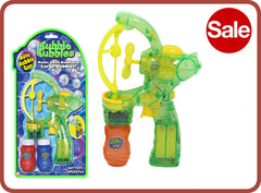 'Bubbles INSIDE a Bubble' bubble gun! - 20% off!