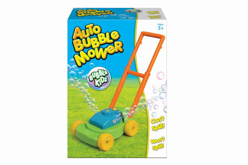 Bubble Lawn Mower - Bubble Inc