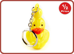 Bubble Keyring - duck, cow or pig - OUT OF STOCK